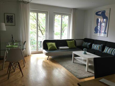 Stilvolles Zuhause in Neuhausen Nymphenburg (München) | Lovely home in München Neuhausen Nymphenburg