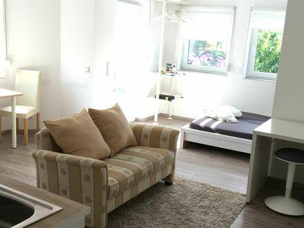 Ruhiges Apartment in Wallertheim | Cute loft in Wallertheim