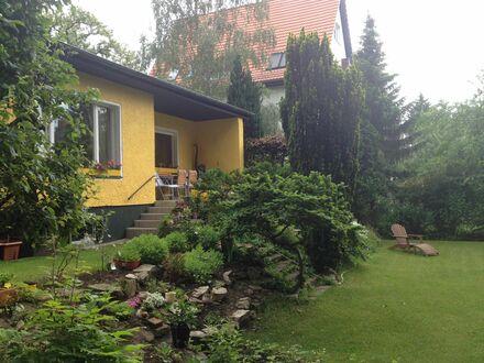 Haus mit wunderschönem Garten mitten in der Stadt | House with wonderful garden in city centre