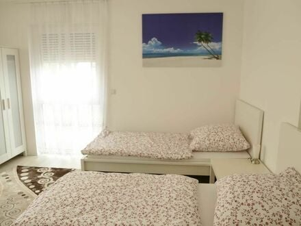 Tolle 3-Zimmer-Wohnung in Hannover, Nähe Messe | Great 3 room apartment in Hannover, close to the fair
