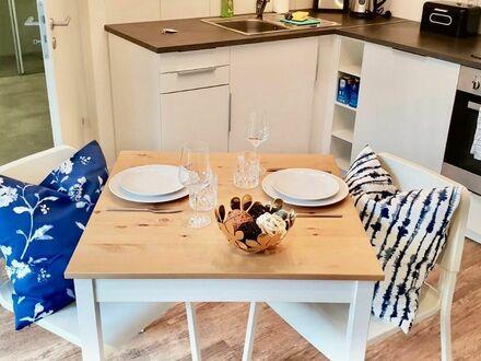 Gemütliches Apartment mit großer Terrasse und eigenem Parkplatz! | Lovely suite in Kaiserslautern