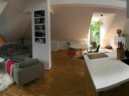 Modern möbliertes Apartment direkt an U-Bahnhaltestelle | Modern Apartment at Underground station