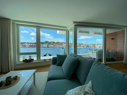Apartment in DER Lage - direkt an der Förde in Flensburg | Bright and lovely studio in Flensburg