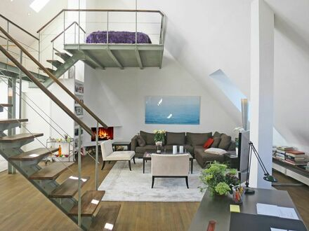 Schicke Loft Wohnung auf Zeit in Top-Lage, München | Beautiful and amazing Loft Apartment in vibrant neighbourhood, München
