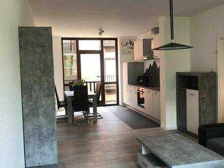Liebevoll eingerichtete Wohnung zentral gelegen, Aachen | Great studio in excellent location, Aachen