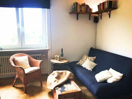 Gemütliche, voll ausgestattet Wohnung mit Balkon | Cozy, fully equipped flat with balcony