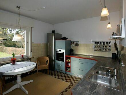 100m² | 3 Zi. | Wohnküche m. Essplatz | Garten | Carport + Stellplatz | Loggia | Nebenstr. | möbl. | 100m² | 3 rooms | living…