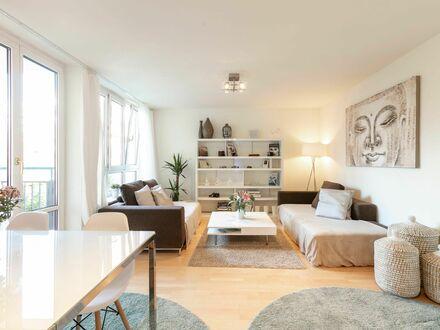 4-Zimmer Design Wohnung mit & Balkon - zentrale Lage in der Innenstadt von München | 4 bedroom design apartment with balcony…