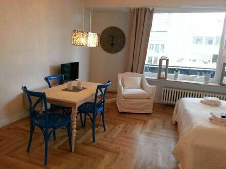 Gemütliche Wohnung in Bremen am Stadtgraben   Cosy apartment in Bremen in the city center