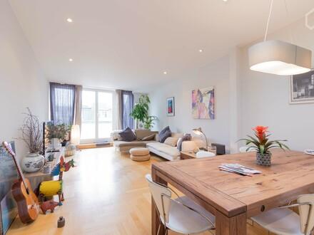 Zentrales und luxuriöses Apartment im Hamburg Rothenbaum. | Central and luxury apartment in Hamburg Rothenbaum