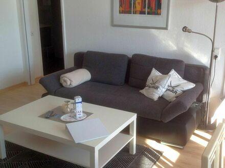 Moderne & helle Wohnung im Zentrum von Bremerhaven mit Schwimmbad und Sauna | Fashionable & amazing apartment in Bremerhaven…
