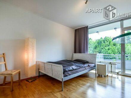 Möbliertes Modernes Apartment Nähe Flughafen und Messe in Düsseldorf Lohausen | Furnished Apartment near DUS Airport and…