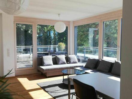 Helle, moderne Wohnung zentral mit Dachterrasse | Gorgeous, modern loft in München close to the center
