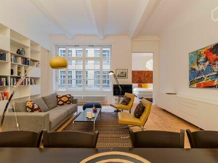 Stylische Loftwohnung im industriellem Charm | Stylish loft apartment in industrial charm