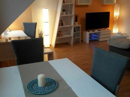 Helle Wohnung in Mockau Süd mit guter Verkehrsanbindung | Bright apartment in Mockau Süd with good transport connections