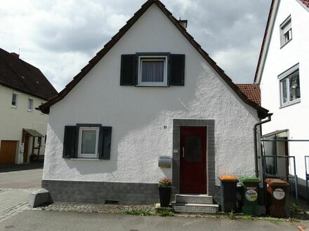 Süßes kleines Haus in Stuttgart - incl. Reinigung und Wäscheservice | Sweet small house in Stuttgart