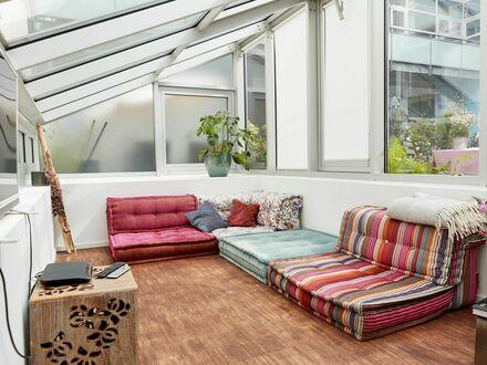 Feinste, stilvolle Wohnung mit Loftcharakter und Terrasse zwischen Schanze & Kiez | Lovely & pretty suite in loft style with…