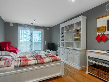 Modernes und häusliches Studio Apartment am Stadtrand von Frankfurt am Main | New & awesome apartment in Frankfurt am Main