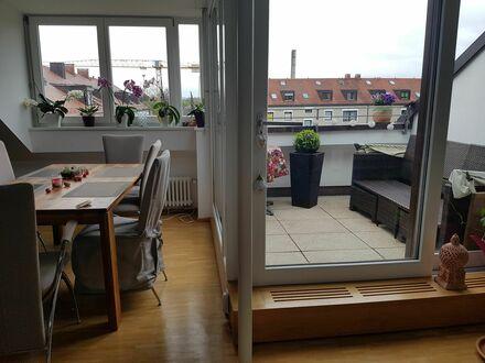 Schicke moderne Dachterrassenwohnung zentral in München-Sendling | Quiet & charming home in vibrant neighbourhood, München