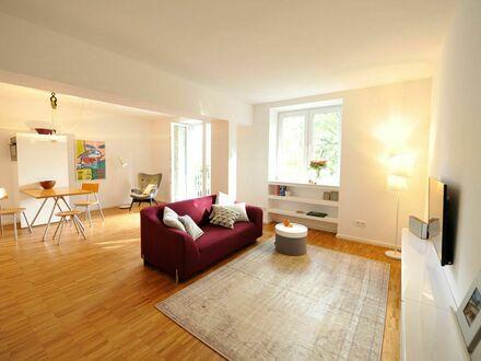 Schöne, hochwertig ausgestattete 3 ZKB Wohnung in Toplage mit 2 Süd-Balkonen in Frankfurt am Main | Very nice 3 room appartement…