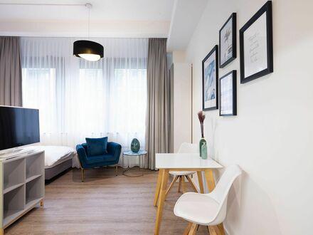 Neues und stilvolles Apartment in München mit 2 Betten | New & stylish apartment in munich with two beds