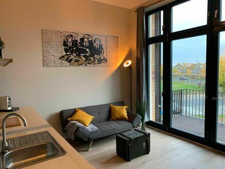 Fantastisches, modernes Loft in Leipzig | Cute and cozy suite in Leipzig