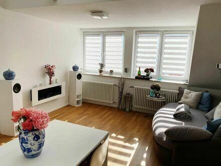 vollmöblierte 1-Zimmer-Wohnung | fully furnished 1 room apartment