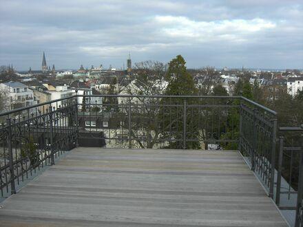 Elegantes Studio mit der höchsten Dachterrasse der Bonner Südstadt +++ direkt am Uni-Campus | Stylish studio with the highest…