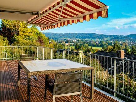Einliegerwohnung direkt am Tüllinger Weinberg mit grandioser Sicht, ruhig, sonnig und doch zentral | Apartment directly at…