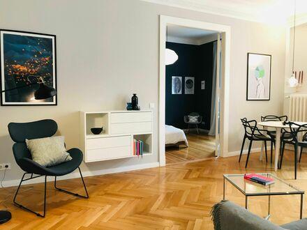FINEST LIVING - Außergewöhnlich schöne, moderne, helle, ruhige Wohnung mit Balkon am KU'DAMM   FINEST LIVING - Extraordinarily…