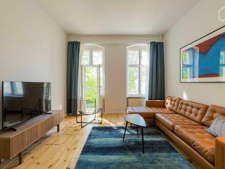 Gemütliche & modische Wohnung in Köpenick | Amazing and new apartment in Köpenick