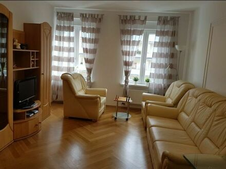 Kernsanierte 3 Zimmer Wohnung mit Balkon - ruhig grün zentrums- und messenah | 3 Room Apartment with Balcony - calm, centrally…