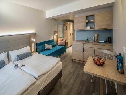 Wundervolle und fantastische Wohnung auf Zeit im Herzen von Oberhausen   Perfect & great studio in Oberhausen