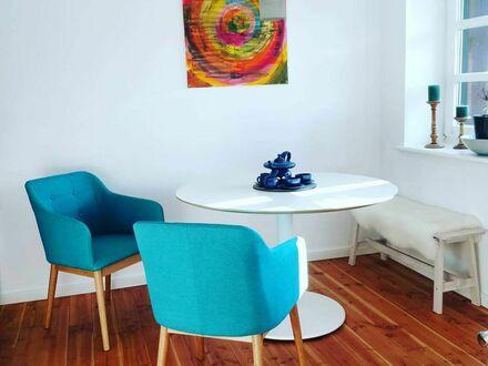 Ruhige, schicke Wohnung auf Zeit mitten in Verden (Aller) mit Balkon | Charming and neat suite located in Verden (Aller)…