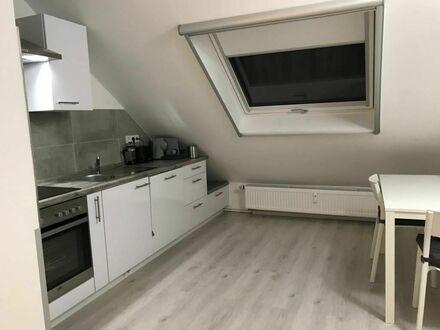 Lichtdurchflutete, gemütlich möblierte Wohnung (Erstbezug) | Cozy home in Frankfurt am Main