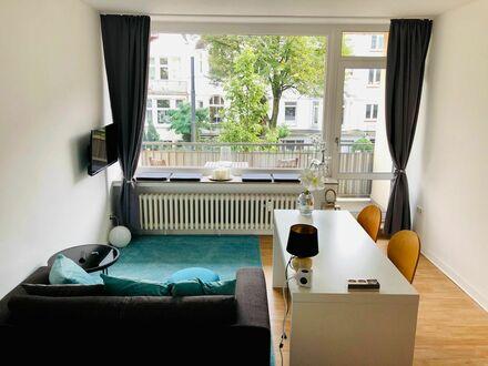 Gemütliche, modische Wohnung im Zentrum von Schwachhausen | New and cozy apartment in Schwachhausen
