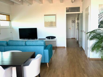 Penthouse Wohnung in bester Lage - mit Putzservice | Penthouse apartment in a prime location - with cleaning service