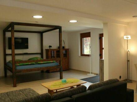 1-Raum Appartement in Wald-Michelbach, idyllisch mit gehobener Ausstattung | 1-room apartment in Wald-Michelbach, idyllic…