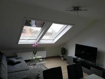 Schöne vollmöblierte 3-Zimmerwohnung zur Zwischenmiete | Cosy fully furnished apartment