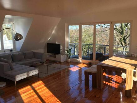Modernes helles Penthouse in Eppendorf | Bright and spacious penthouse in Eppendorf