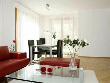 Stilvolle moderne 4 Zimmer Wohnung mit 3 Schlafzimmern und 3 Bädern mitten in München | Charming and bright 4-room apartment…