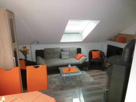 Neue moderne Wohnung (52 qm) in Hastenbeck mit gehobener Ausstattung und Kaminofen | New modern apartment (52 sqm) in Hastenbeck…