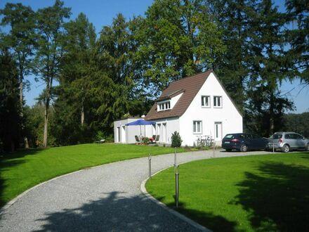 Apartment im Anbau mit eigener Terrasse   Apartment in annex with own terrace