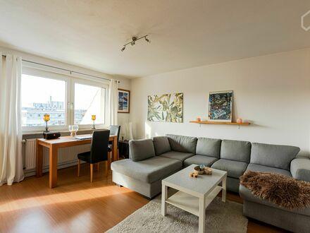 Freundliche, helle und moderne 2 Zimmerwohnung mitten in Frankfurt am Main Bockenheim   Great apartment in Frankfurt am Main