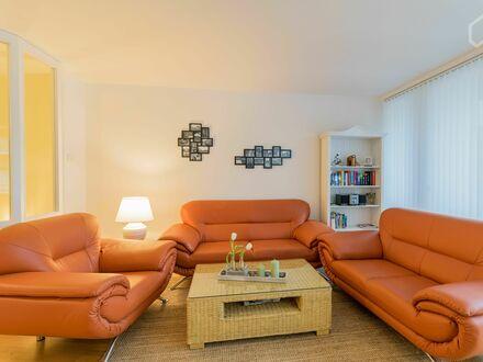 Bild_Sonnige 3 Zimmer - Maisonette-Wohnung mit Balkon, zentral in Berlin-Köpenick | Sunny, airy and quiet duplex with balcony in the heart of Köpenick