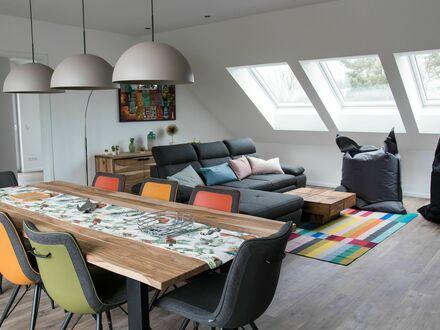 Liebevoll eingerichtetes & wunderschönes 4-Zimmer Apartment in Mechernich | Spacious 3-bedroom apartment in Mechernich