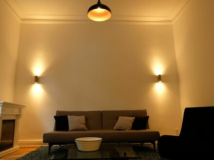 Stilvolles Altbau-Apartment in Top-Lage, neu renoviert & im Herzen von Hamburg / St.Georg | Fashionable flat in vibrant neighbourhood,…