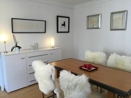 3-Zimmerwohnung im Westend-Nord im Zentrum von Frankfurt. | 3 room apartment in Westend-North in the centre of Frankfurt.