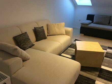 Vollmöblierte 3-Zimmerwohnung für bis zu 5 Personen *Löffelfertig* | Awesome and neat flat in Heddesheim