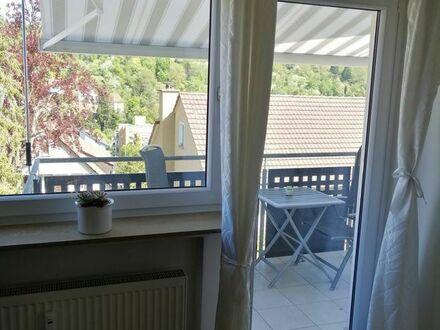 Schöne Wohnung mit Balkon und Garten in der Nähe von Stuttgart   Nice apartment with balcony and garden near Stuttgart